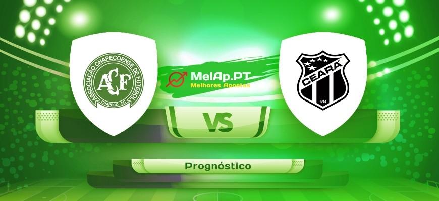 Chapecoense SC vs Ceará SC CE – 13-06-2021 23:30 UTC-0