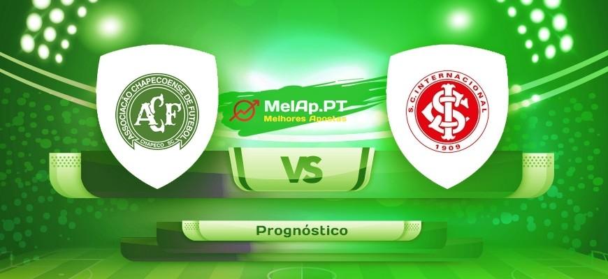Chapecoense SC vs Internacional – 24-06-2021 22:00 UTC-0