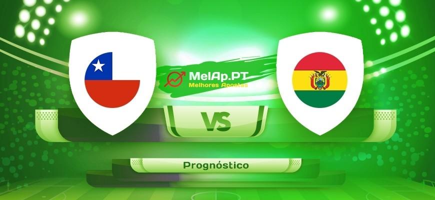 Chile vs Bolívia – 18-06-2021 21:00 UTC-0