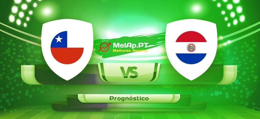 Chile vs Paraguai – 25-06-2021 00:00 UTC-0