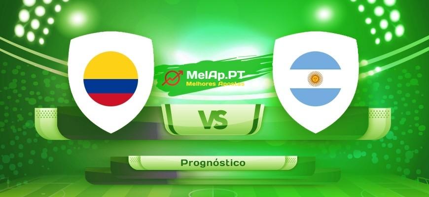 Colômbia vs Argentina – 08-06-2021 23:00 UTC-0