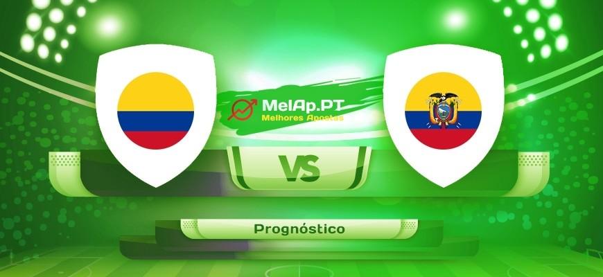 Colômbia vs Equador – 14-06-2021 00:00 UTC-0