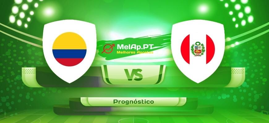 Colômbia vs Perú – 21-06-2021 00:00 UTC-0