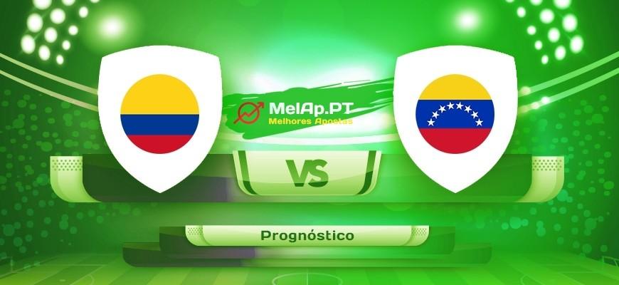 Colômbia vs Venezuela – 17-06-2021 21:00 UTC-0