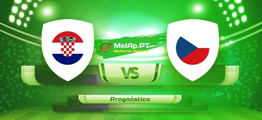 Croácia vs República Checa – 18-06-2021 16:00 UTC-0