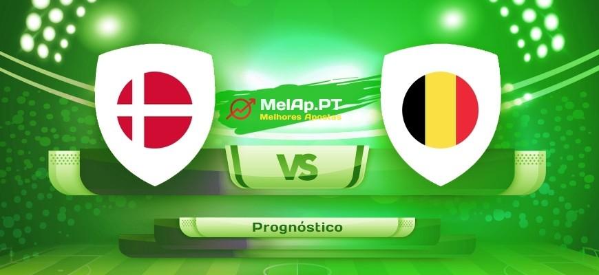 Dinamarca vs Bélgica – 17-06-2021 16:00 UTC-0