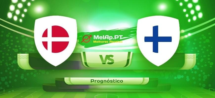 Dinamarca vs Finlândia – 12-06-2021 16:00 UTC-0