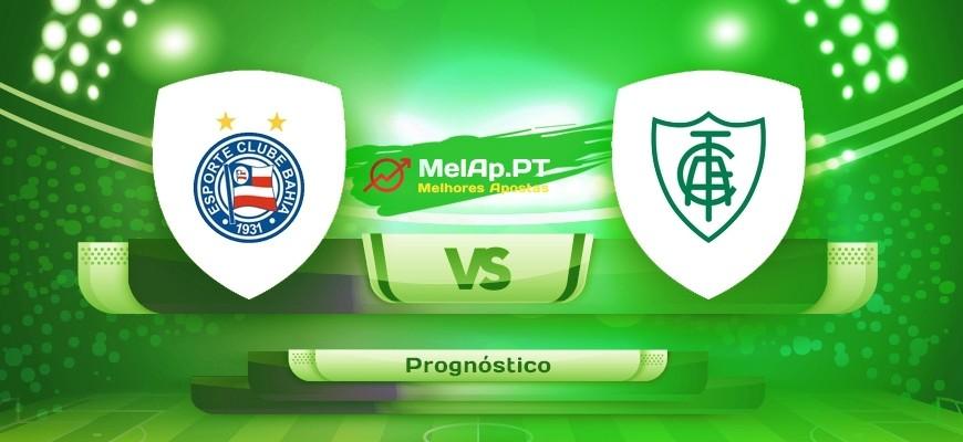 EC Bahia vs América FC MG – 30-06-2021 22:00 UTC-0