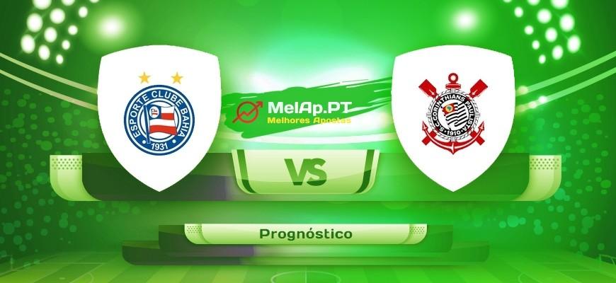 EC Bahia vs Corinthians – 20-06-2021 19:00 UTC-0