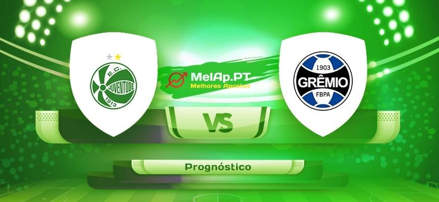 EC Juventude RS vs Gremio FB Porto Alegrense RS – 01-07-2021 00:30 UTC-0