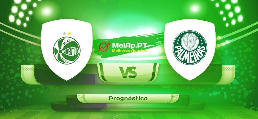 EC Juventude RS vs Palmeiras – 17-06-2021 00:30 UTC-0