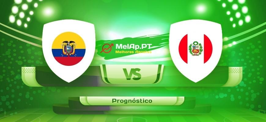 Equador vs Perú – 08-06-2021 21:00 UTC-0