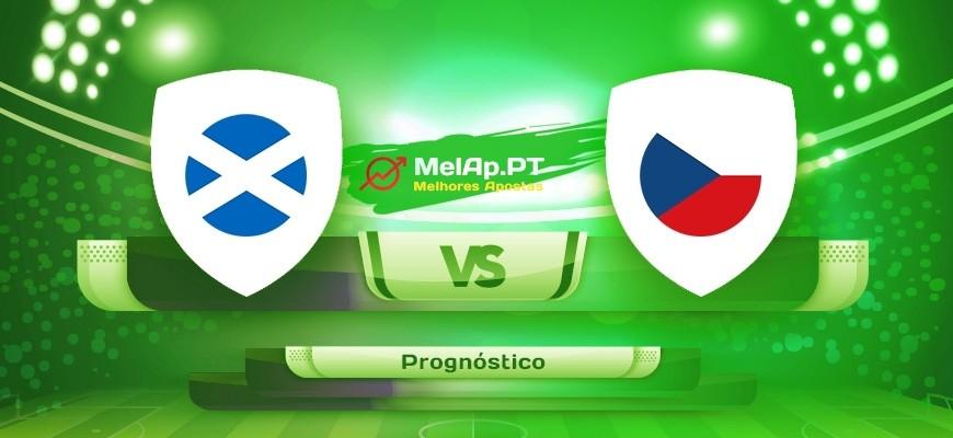 Escócia vs República Checa – 14-06-2021 13:00 UTC-0
