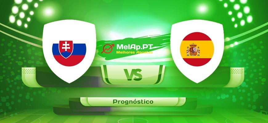 Eslováquia vs Espanha – 23-06-2021 16:00 UTC-0