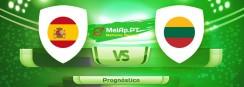 Espanha vs Lituânia – 08-06-2021 18:45 UTC-0