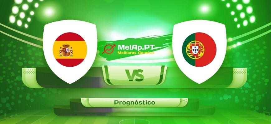 Espanha vs Portugal – 04-06-2021 17:30 UTC-0