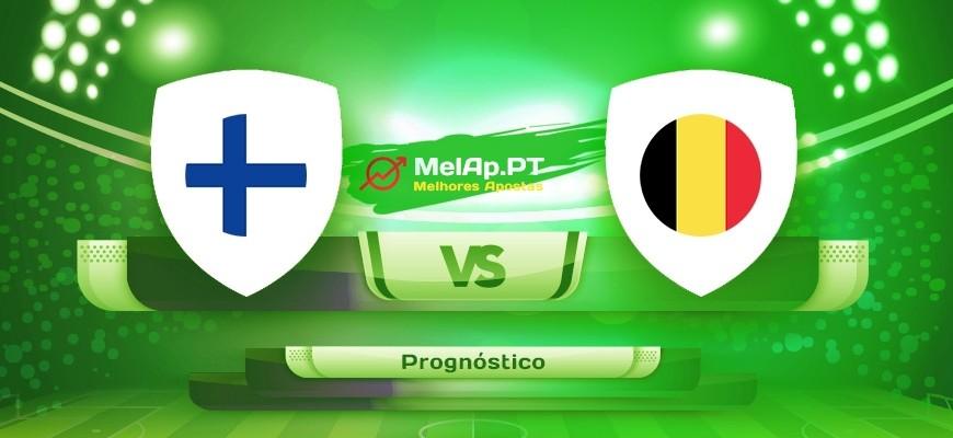 Finlândia vs Bélgica – 21-06-2021 19:00 UTC-0