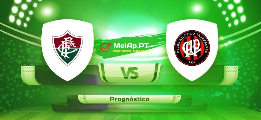 Fluminense RJ vs CA Paranaense PR – 30-06-2021 19:00 UTC-0