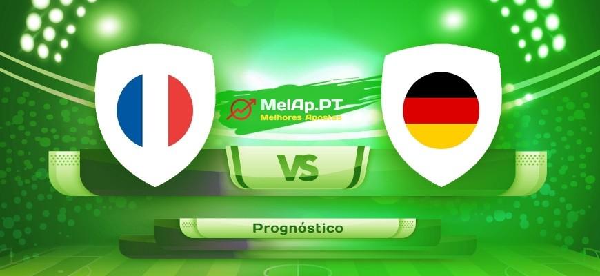França vs Alemanha – 15-06-2021 19:00 UTC-0