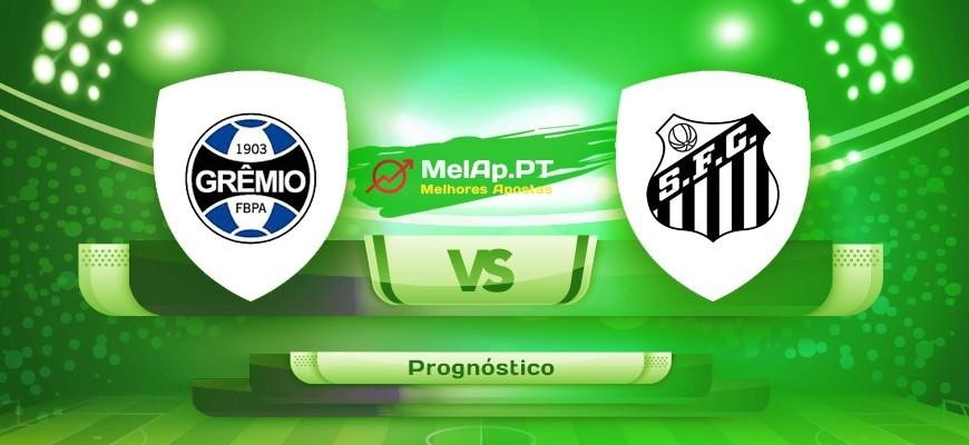 Gremio FB Porto Alegrense RS vs Santos – 25-06-2021 00:30 UTC-0