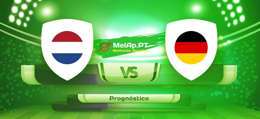 Holanda -21 vs Alemanha -21 – 03-06-2021 19:00 UTC-0