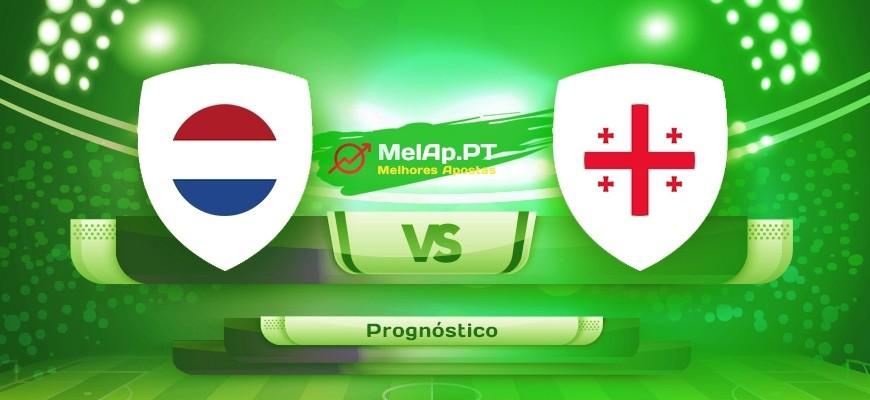 Holanda vs Geórgia – 06-06-2021 16:00 UTC-0