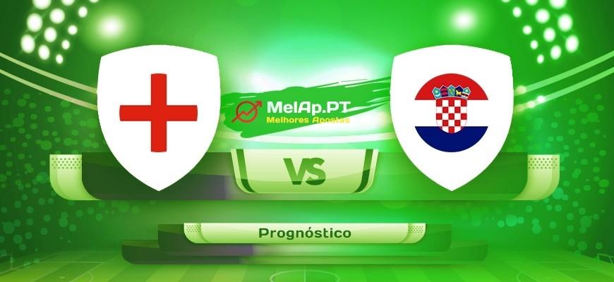 Inglaterra vs Croácia – 13-06-2021 13:00 UTC-0