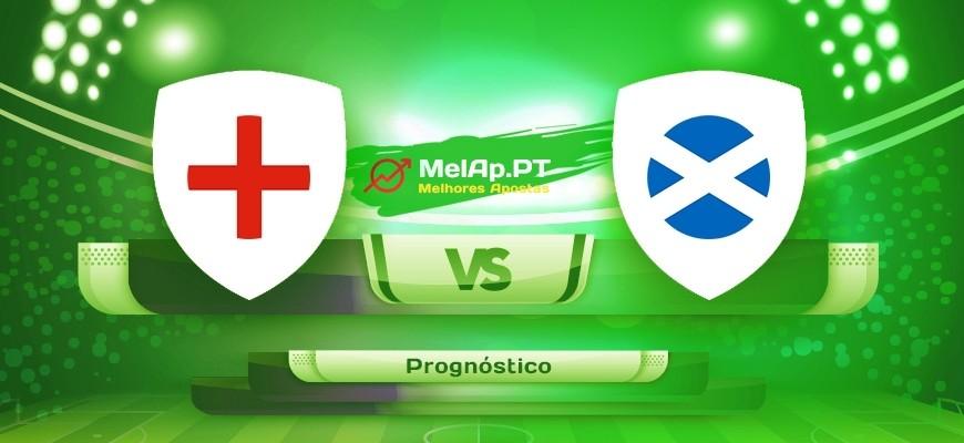 Inglaterra vs Escócia – 18-06-2021 19:00 UTC-0