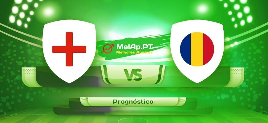 Inglaterra vs Roménia – 06-06-2021 16:00 UTC-0
