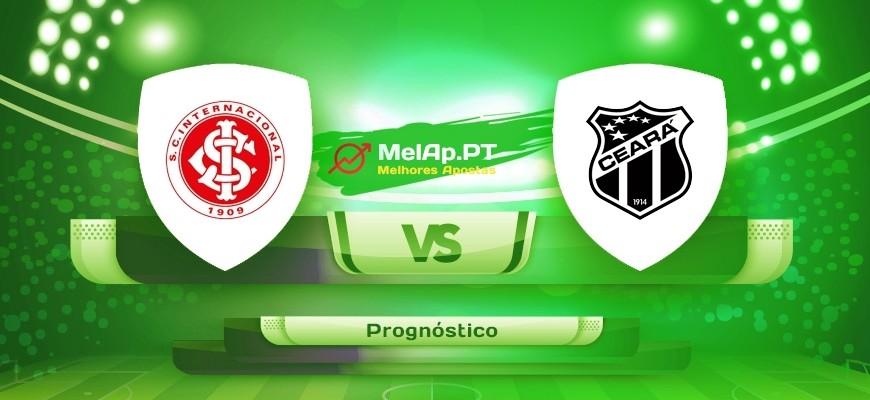 Internacional vs Ceará SC CE – 20-06-2021 19:00 UTC-0