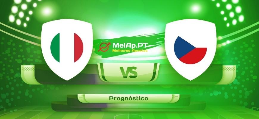 Itália vs República Checa – 04-06-2021 18:45 UTC-0