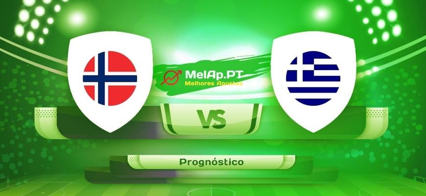 Noruega vs Grécia – 06-06-2021 17:00 UTC-0