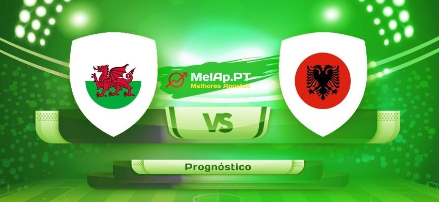 País De Gales vs Albânia – 05-06-2021 16:00 UTC-0