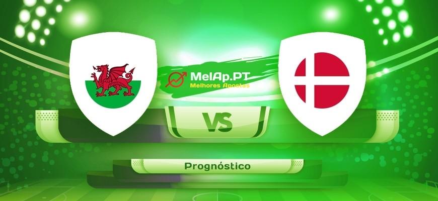 País De Gales vs Dinamarca – 26-06-2021 16:00 UTC-0
