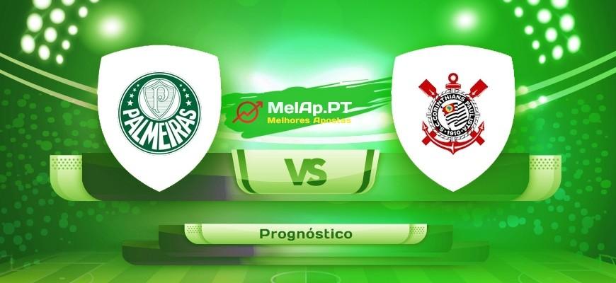 Palmeiras vs Corinthians – 12-06-2021 22:00 UTC-0