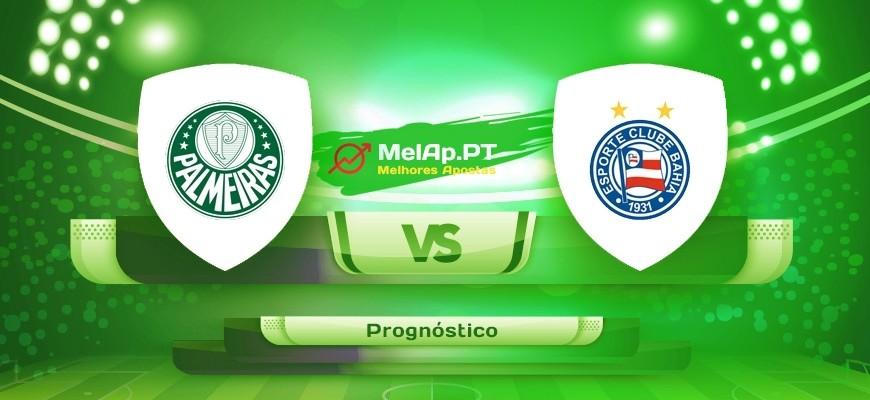 Palmeiras vs EC Bahia – 27-06-2021 23:00 UTC-0