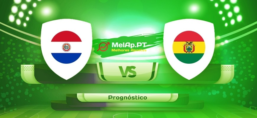 Paraguai vs Bolívia – 15-06-2021 00:00 UTC-0
