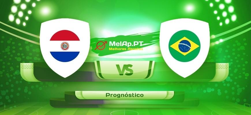 Paraguai vs Brasil – 09-06-2021 00:30 UTC-0