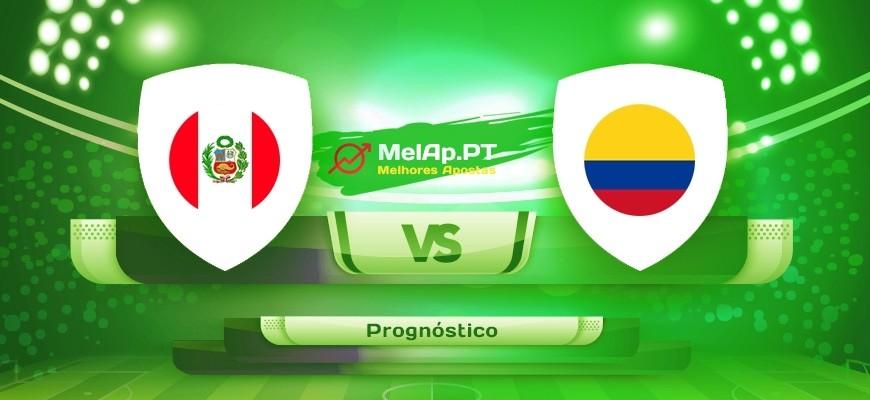 Perú vs Colômbia – 04-06-2021 02:00 UTC-0