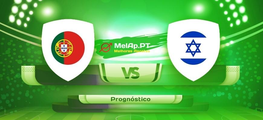 Portugal vs Israel – 09-06-2021 18:45 UTC-0