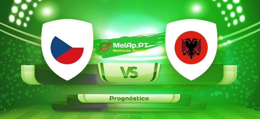 República Checa vs Albânia – 08-06-2021 18:15 UTC-0