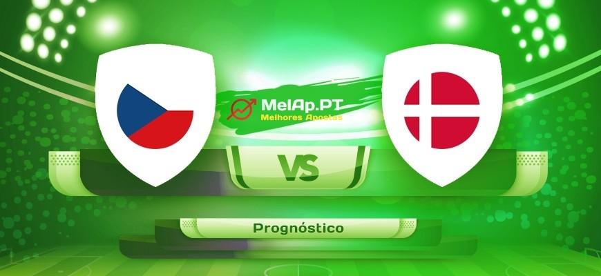 República Checa vs Dinamarca – 03-07-2021 16:00 UTC-0