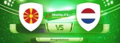 República Da Macedónia vs Holanda – 21-06-2021 16:00 UTC-0