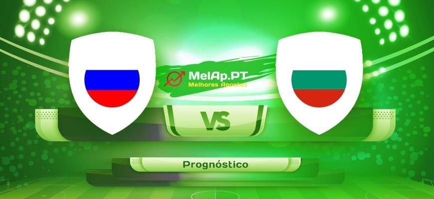Rússia vs Bulgária – 05-06-2021 15:00 UTC-0
