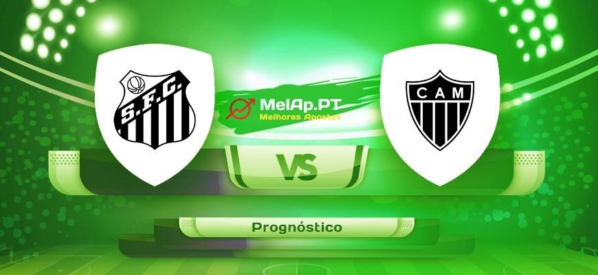 Santos vs Atletico Mineiro – 27-06-2021 23:30 UTC-0