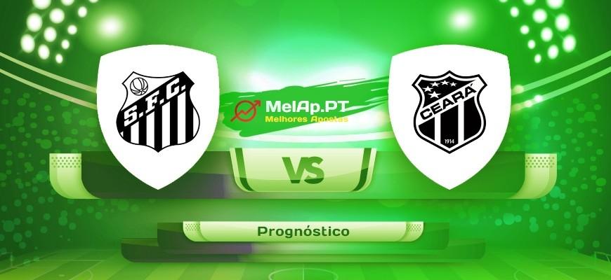 Santos vs Ceará SC CE – 06-06-2021 00:00 UTC-0