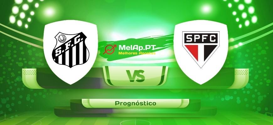 Santos vs SAO Paulo – 20-06-2021 21:15 UTC-0