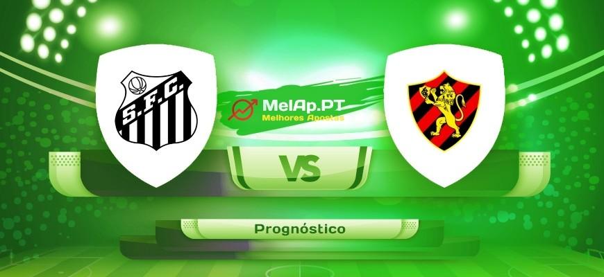 Santos vs Sport Recife – 30-06-2021 23:30 UTC-0