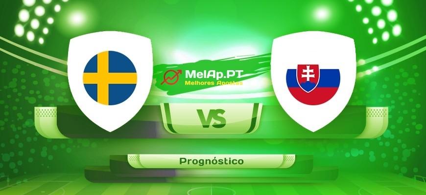 Suécia vs Eslováquia – 18-06-2021 13:00 UTC-0