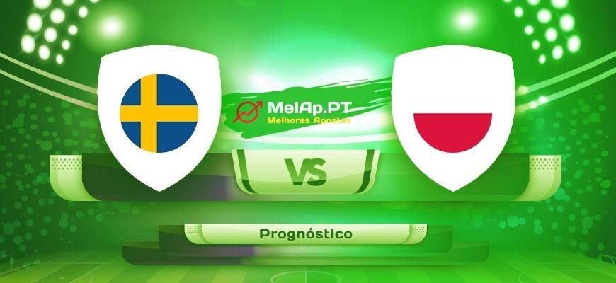 Suécia vs Polónia – 23-06-2021 16:00 UTC-0